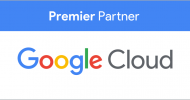 Google Cloud Premier Partner Badge (PNG)