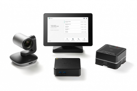 Large Hangouts Meet hardware- Logitech Camera Bundle