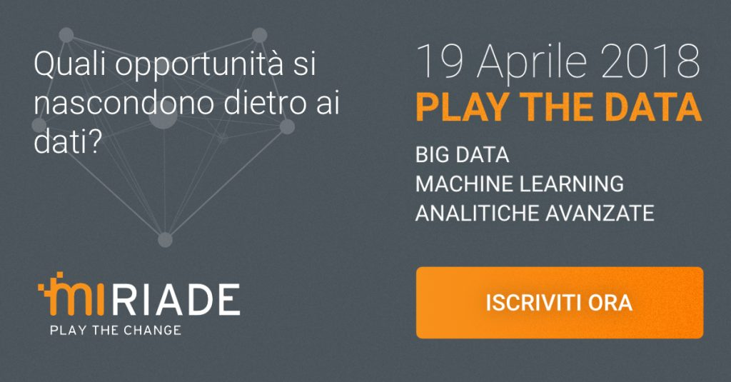 play the data - 19 aprile
